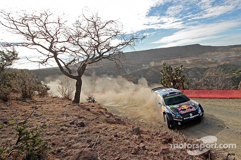 Ogier keeps calm amid the chaos of hectic Rally Mexico