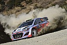 Hyundai Motorsport consolidates top five position moving into final day of Rally Mexico