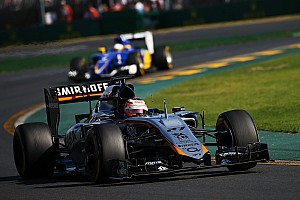 Sahara Force India scored seven points in today's season-opening Australian GP