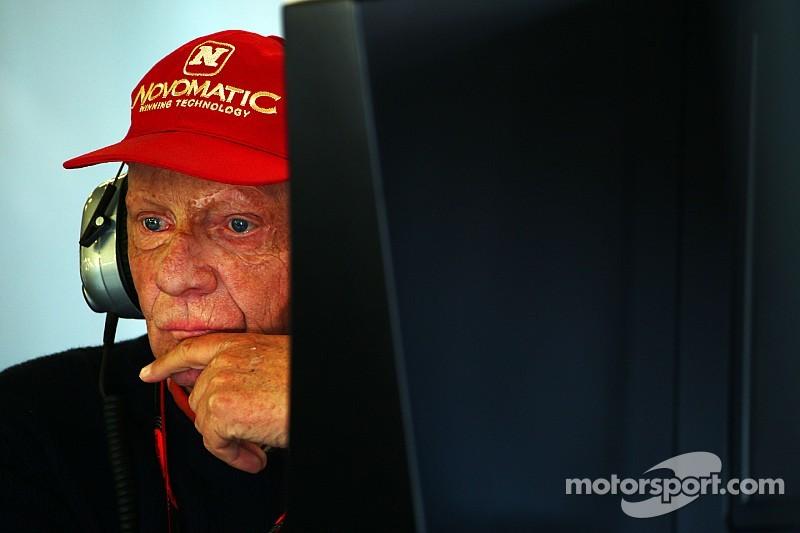 Lauda culpa a los circuitos del fracaso del GP de Alemania
