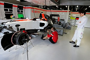 Formula 1 Breaking news Manor will be ready to run at Sepang - Booth