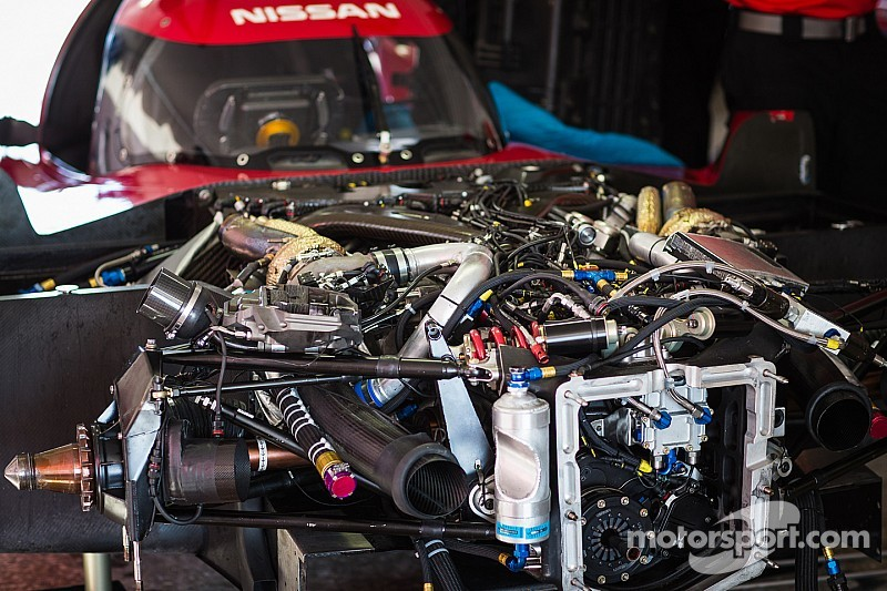 Nissan regroups, activates Plan B for radical LMP1 racer