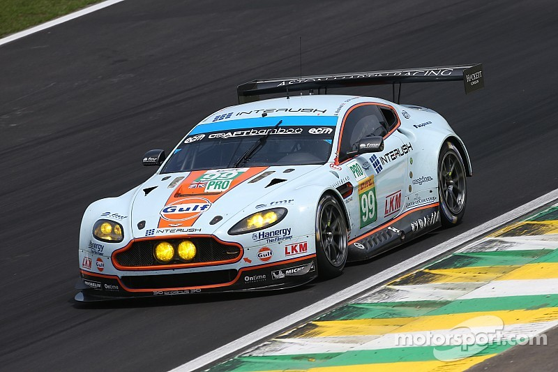 Aston Martin unveils ambitious 2015 race programme