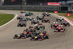 Formula 1 Breaking news Nurburgring rules out German GP in 2015