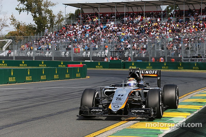 Force India says reliability push paid off