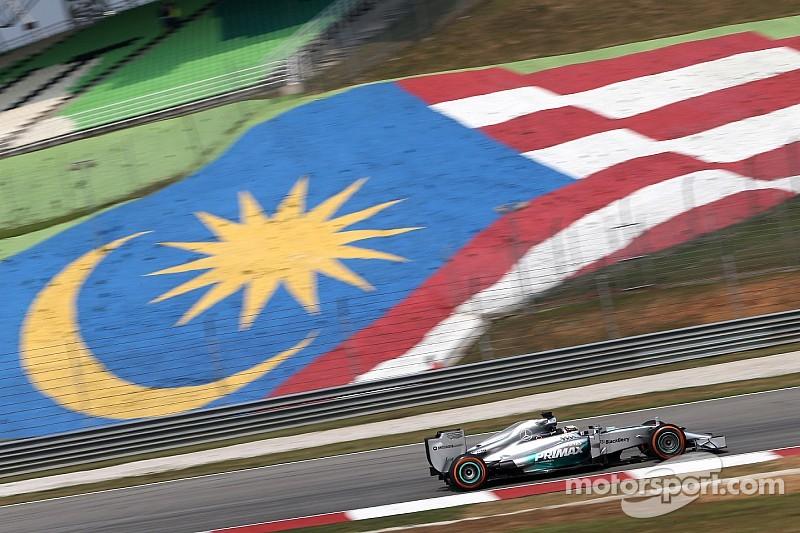 Malasia aún no renueva con Ecclestone