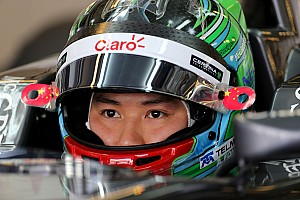 Fong joins Lotus as development driver