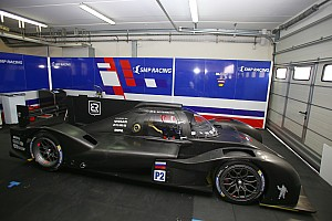 European Le Mans Breaking news New SMP Racing BR01 unveiled at Paul Ricard