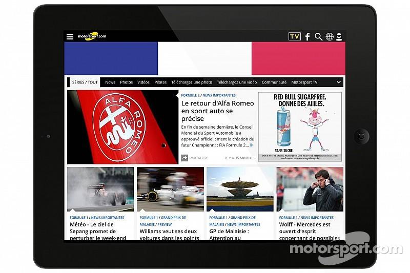 Motorsport.com adquiere ToileF1.com