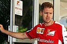Vettel turns down Rosberg's invitation