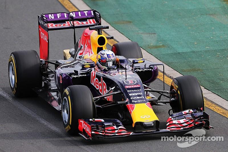 """Ricciardo admite que la """"tensión"""" con Renault no ayuda"""