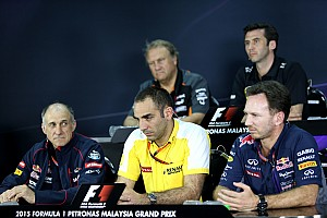 Malaysian GP: Friday press conference