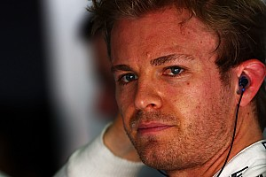 Rosberg beats himself up over qualifying