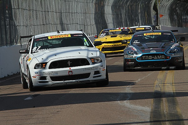 Pumpelly pummels field in World Challenge GTS race