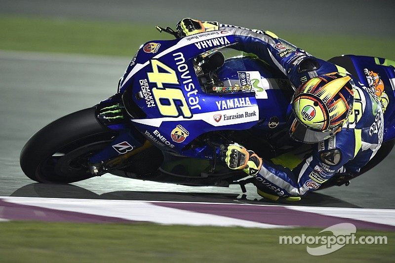 Legend Rossi wins sensational MotoGP opener in Qatar