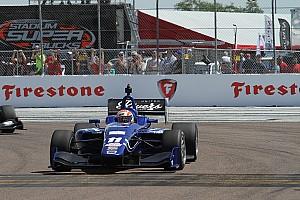 Indy Lights Résumé de course Indy Lights - Ed Jones réalise le doublé