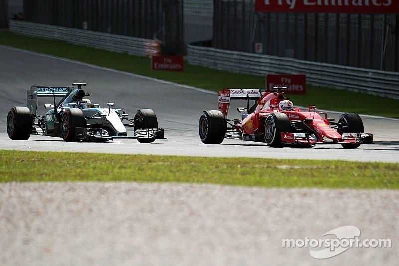 Mercedes debe mejorar el ritmo de su desarrollo