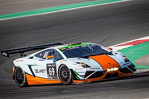 Gulf Racing adds Lamborghini for ELMS