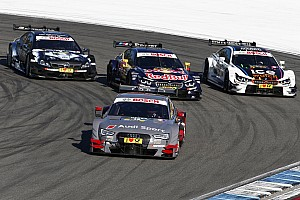 DTM wants even more overtaking manoeuvres and door-to-door battles