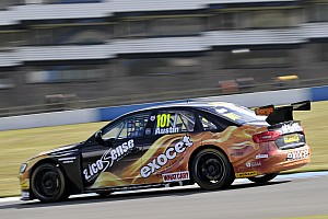 BTCC Race report Strong start and nearly a win for Rob Austin Racing as new BTCC season starts at Brands Hatch