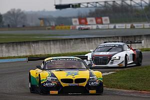 Blancpain Sprint Résumé de course Le BMW Team Brasil s'impose avec Martin et Müller