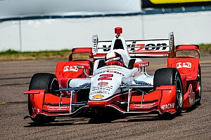 IndyCar Breaking news Chevrolet hit with post-St Pete penalties