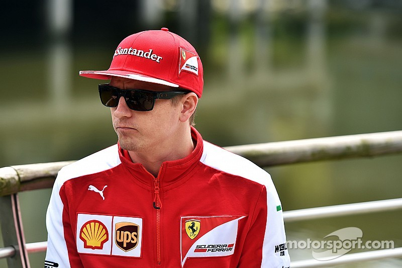 Raikkonen no ve razón para que Ferrari no pueda desafiar a Mercedes