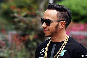 Chinese Grand Prix FP2 results: Hamilton tops timesheets