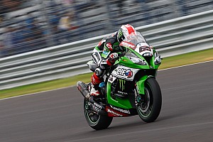 World Superbike Practice report Rea edges team mate Sykes on Day 1 at Motorland Aragon