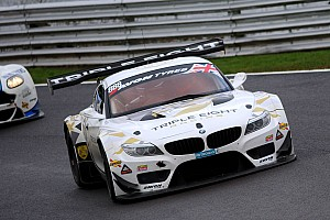 Triple Eight Racing all set for Blancpain opener