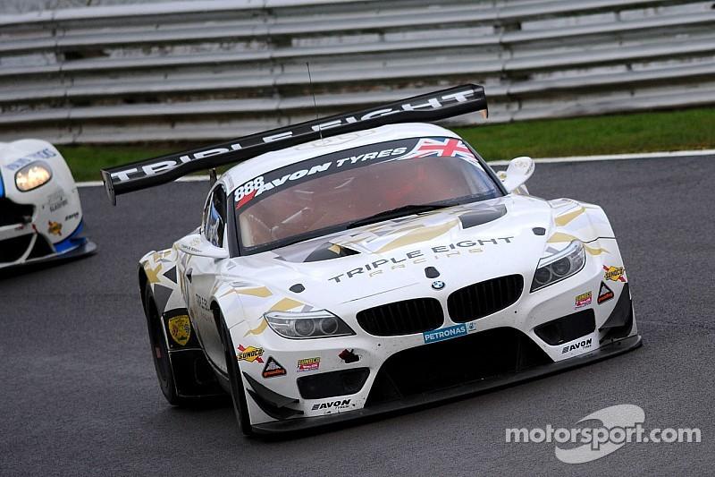 Triple Eight Racing all set for Blancpain opener