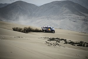 Dakar to start from Peru in 2016