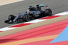 Hamilton leads from Vettel in final Bahrain practice