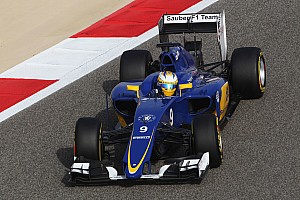 Formula 1 Qualifying report Bahrain GP: The two Sauber drivers missed out on making it into Q3