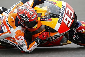 MotoGP Qualifying report Marquez takes second MotoGP pole of 2015 in Argentina