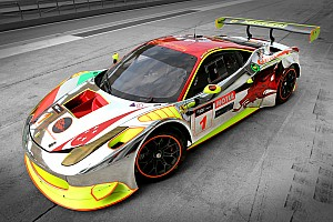 Clearwater Racing reveal star-studded lineup for GT Asia title defence