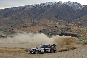 Hillclimb Race report McRae takes Race to the Sky win