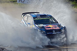 Ogier's hopes dashed on Rally Argentina