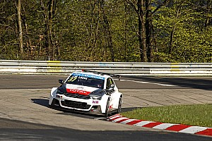 WTCC Testing report Lopez dominates WTCC test at the Nordschleife
