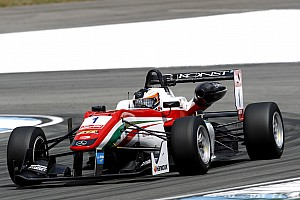 F3 Europe Race report Rosenqvist takes imperious Hockenheim victory