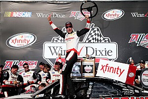 NASCAR XFINITY Race report Logano victorious in Xfinity race at Talladega