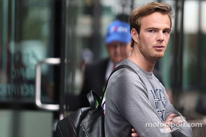 Van der Garde accepts F1 fate, targets WEC and DTM drives