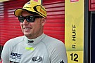 Huff hospitalised after WTCC test crash