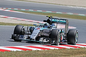 Spanish GP: Rosberg back on top in final practice