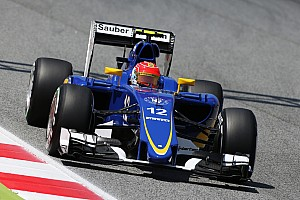 A disappointing qualifying result for Sauber in Spain