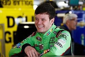 Erik Jones'  Sprint Cup debut comes to premature end after strong run
