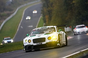Bentley Motorsport prepares for the Green Hell