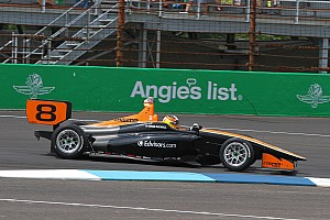 Indy Lights Breaking news Sean Rayhall the latest driver to ask you to help pay for his ride