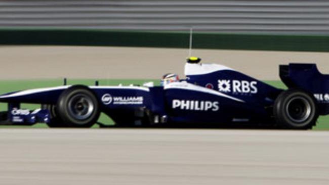 F1: zampata di Hulkenberg a Barcellona