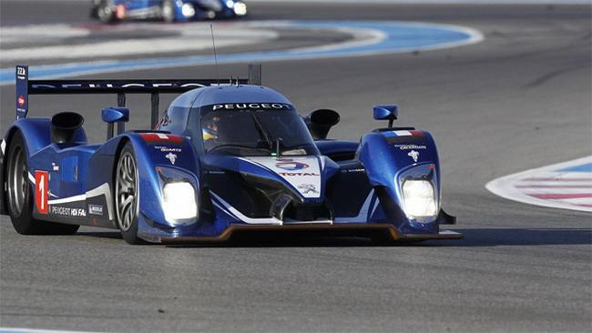 Anche la Peugeot si iscrive alla serie internazionale